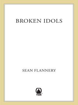 cover image of Broken Idols