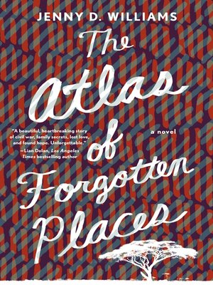 cover image of The Atlas of Forgotten Places