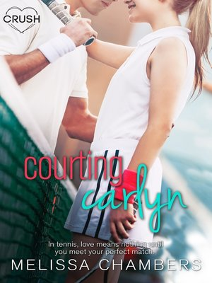 cover image of Courting Carlyn