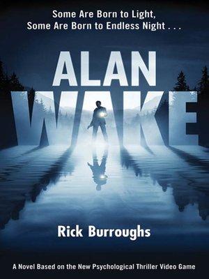 cover image of Alan Wake