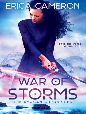 cover image of War of Storms