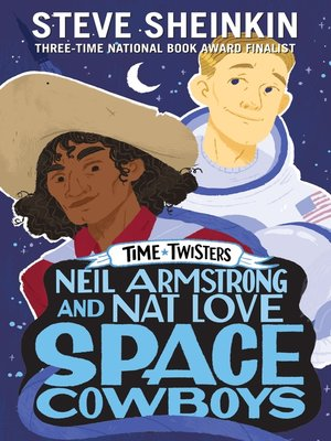 cover image of Neil Armstrong and Nat Love, Space Cowboys
