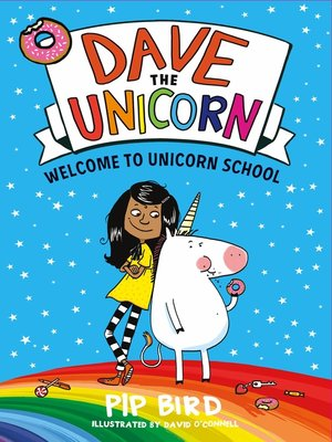 cover image of Dave the Unicorn: Welcome to Unicorn School