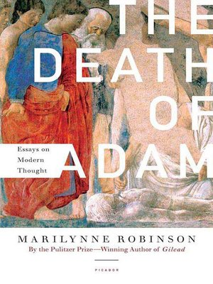 cover image of The Death of Adam