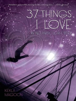 cover image of 37 Things I Love (in no particular order)