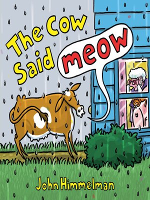 cover image of The Cow Said Meow