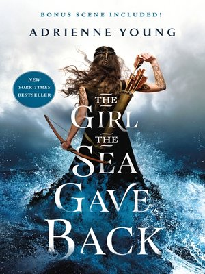cover image of The Girl the Sea Gave Back