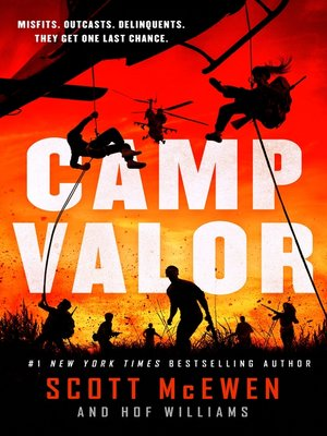 cover image of Camp Valor