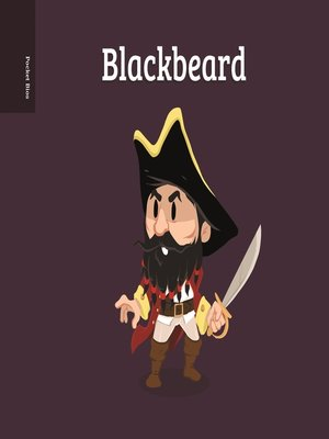 cover image of Pocket Bios--Blackbeard