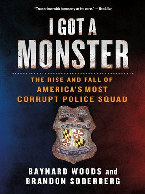 cover image of I Got a Monster