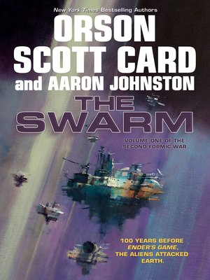 cover image of The Swarm