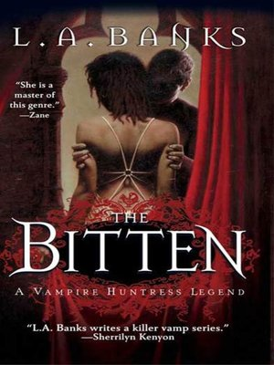 cover image of The Bitten