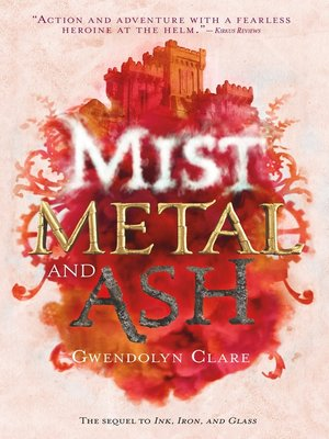 cover image of Mist, Metal, and Ash
