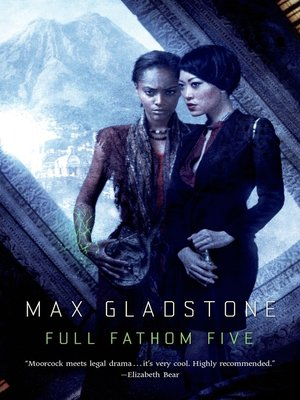cover image of Full Fathom Five--A Novel of the Craft Sequence