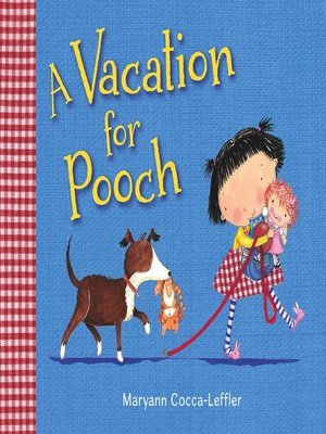 cover image of A Vacation for Pooch