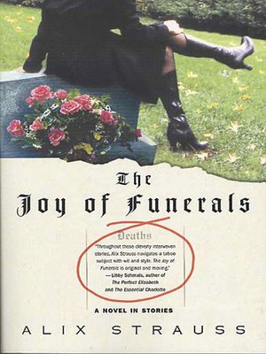 cover image of The Joy of Funerals