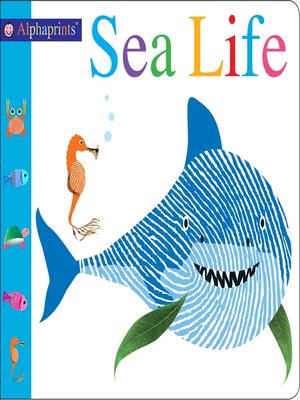 cover image of Alphaprints Sea Life