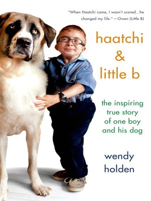 cover image of Haatchi & Little B