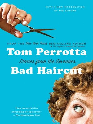 cover image of Bad Haircut