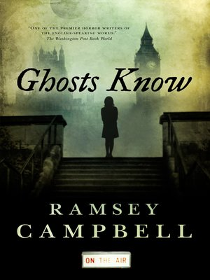 cover image of Ghosts Know