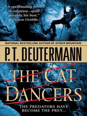 cover image of The Cat Dancers