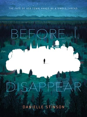 cover image of Before I Disappear