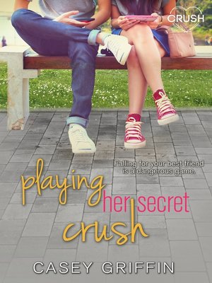 cover image of Playing Her Secret Crush