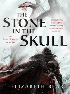 cover image of The Stone in the Skull