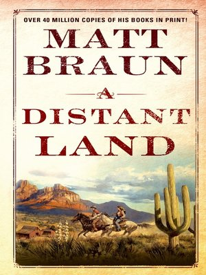 cover image of A Distant Land
