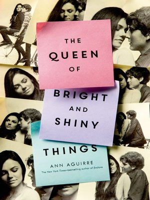 cover image of The Queen of Bright and Shiny Things