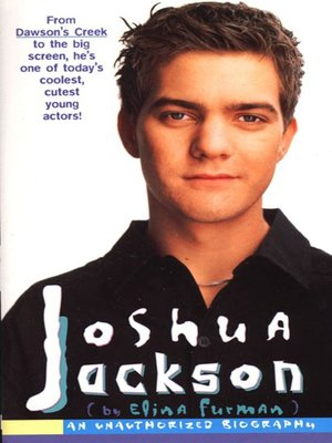 cover image of Joshua Jackson