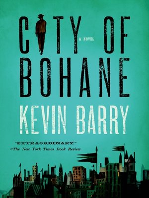 cover image of City of Bohane