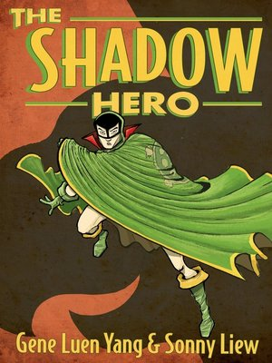 cover image of The Shadow Hero