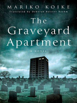 cover image of The Graveyard Apartment
