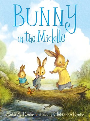 cover image of Bunny in the Middle