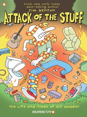 cover image of Attack of the Stuff