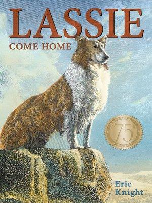 cover image of Lassie Come-Home