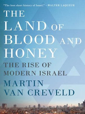 cover image of The Land of Blood and Honey