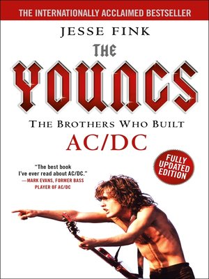 cover image of The Youngs--The Brothers Who Built AC/DC