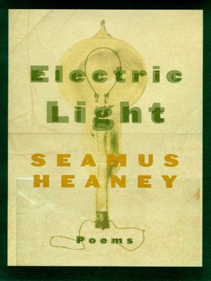 cover image of Electric Light