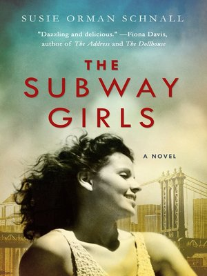 cover image of The Subway Girls