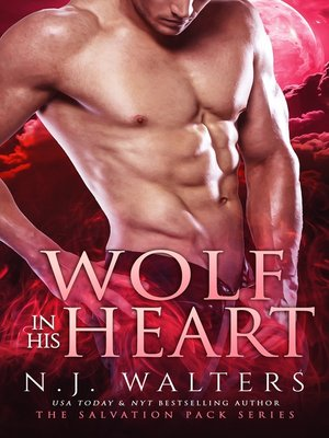 cover image of Wolf in his Heart
