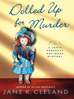 cover image of Dolled Up for Murder