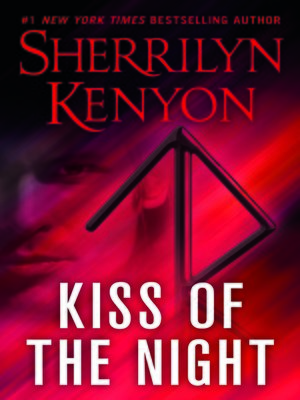 cover image of Kiss of the Night