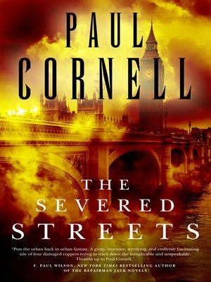 cover image of The Severed Streets