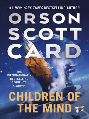 cover image of Children of the Mind