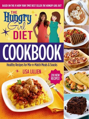 cover image of The Hungry Girl Diet Cookbook
