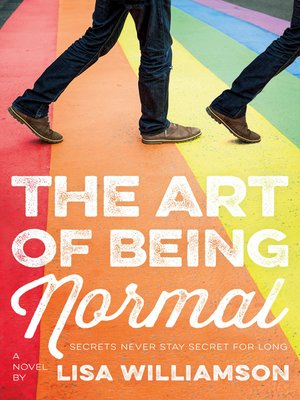 cover image of The Art of Being Normal