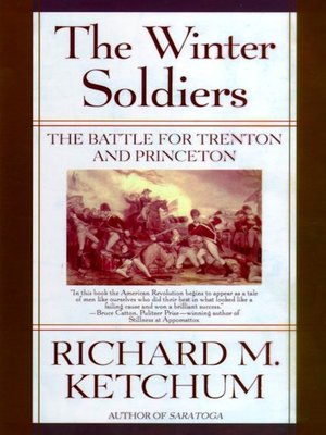 cover image of The Winter Soldiers
