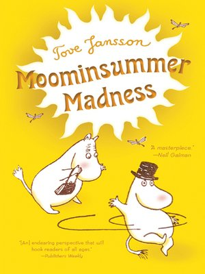 cover image of Moominsummer Madness